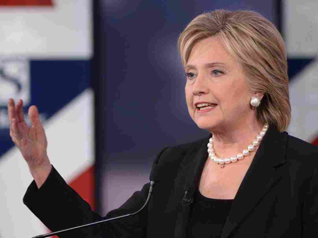 Some legal scholars disagree with former Secretary of State Hillary Clinton's claim that the U.S. has the power to fight ISIS under a 2001 military authorization.