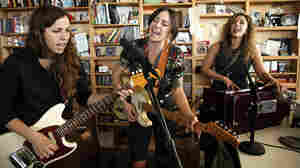 The Wild Reeds: Tiny Desk Concert
