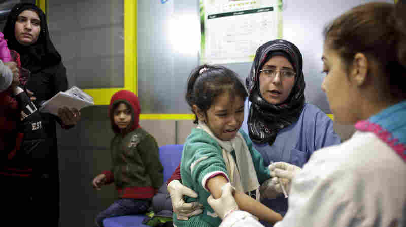 Why The World Is Falling Behind In The Campaign To Kill Measles