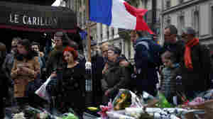 Amid Mourning, Life In Paris Goes On