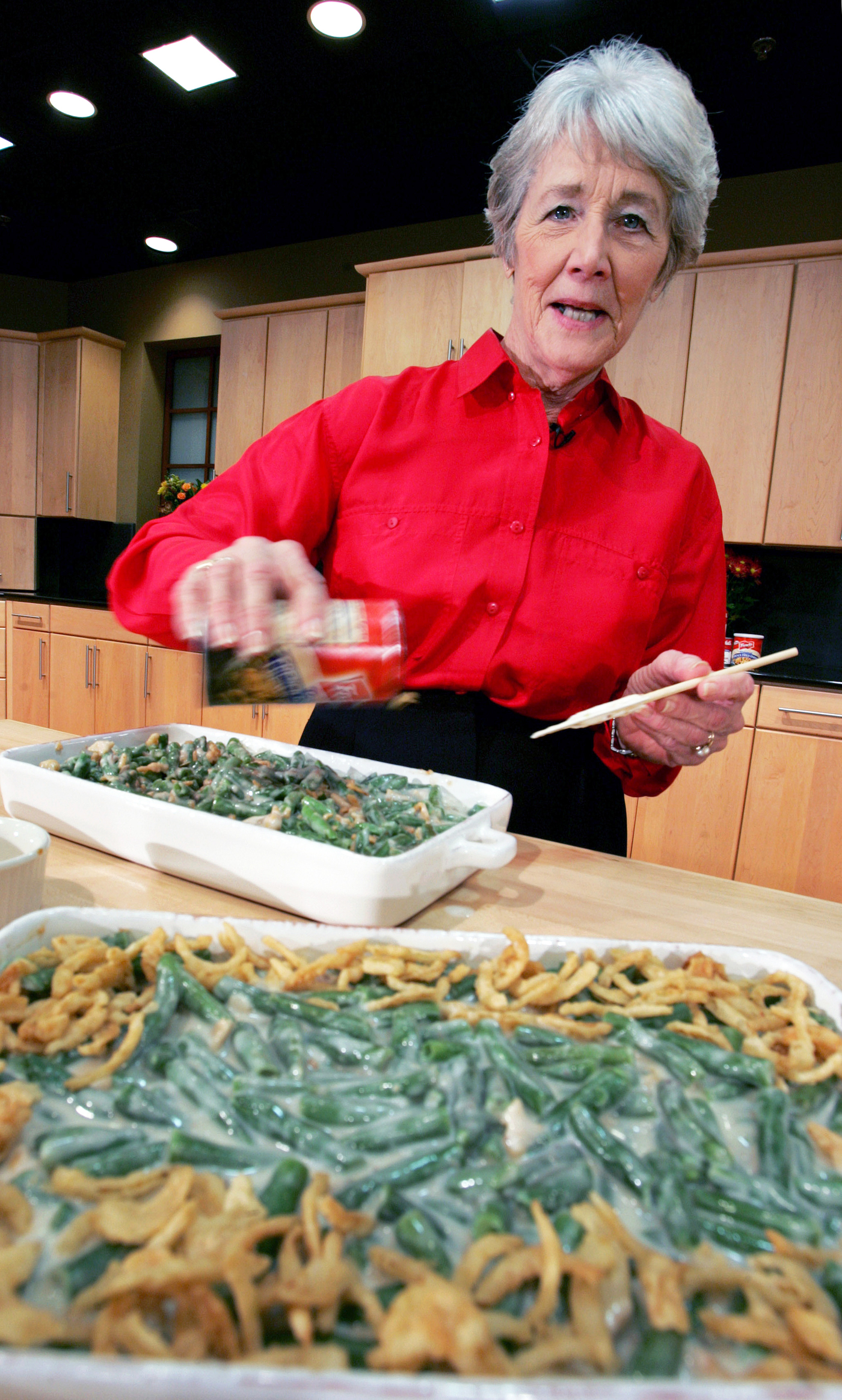 Green Bean Casserole The Thanksgiving Staple We Love — Loathe