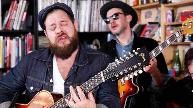 Nathaniel Rateliff & The Night Sweats: Tiny Desk Concert