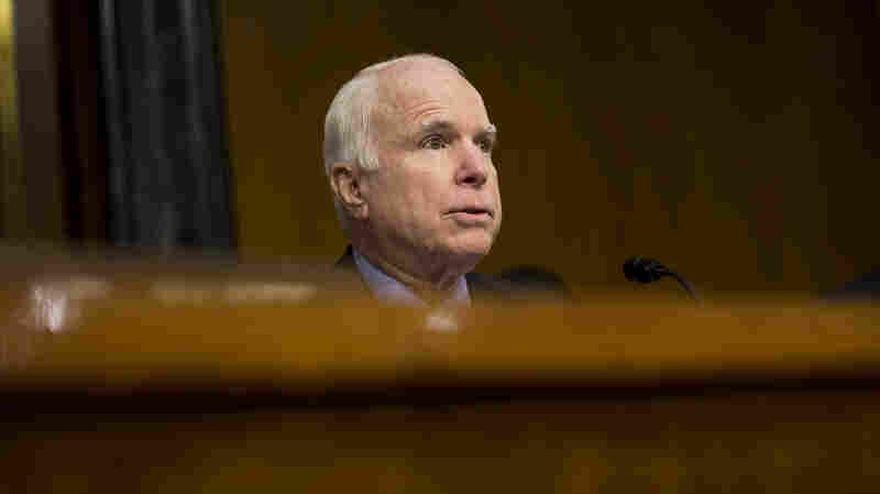 Invited By Obama To 'Pop Off,' John McCain Just Did