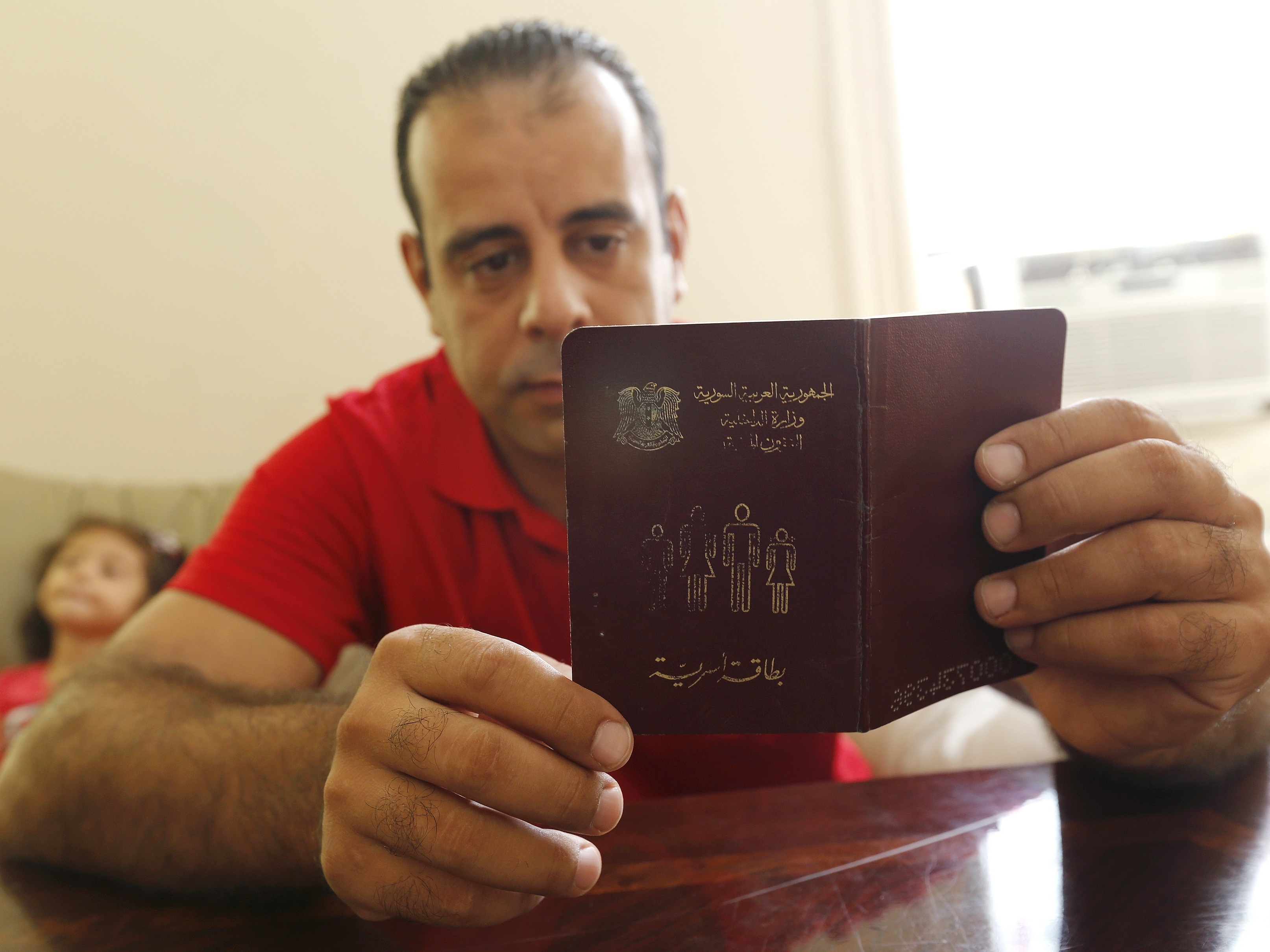 4 Things To Know About The Vetting Process For Syrian Refugees
