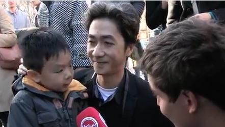 This Little Boys Sweet Conversation About the Paris