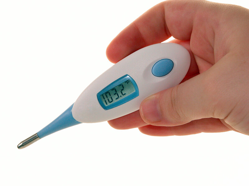 more accurate thermometers can diagnose hidden infections shots