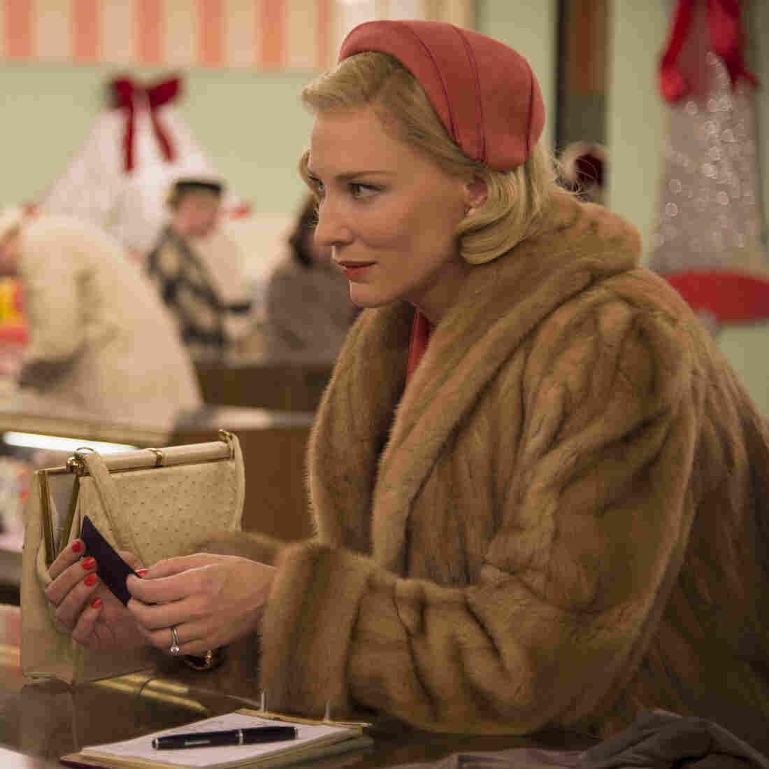 Women In Love In The Ravishing 'Carol'