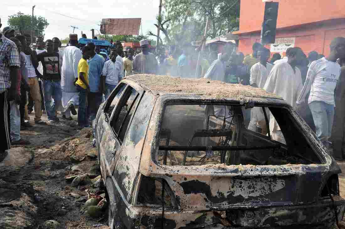 nigerian government response to boko haram pdf