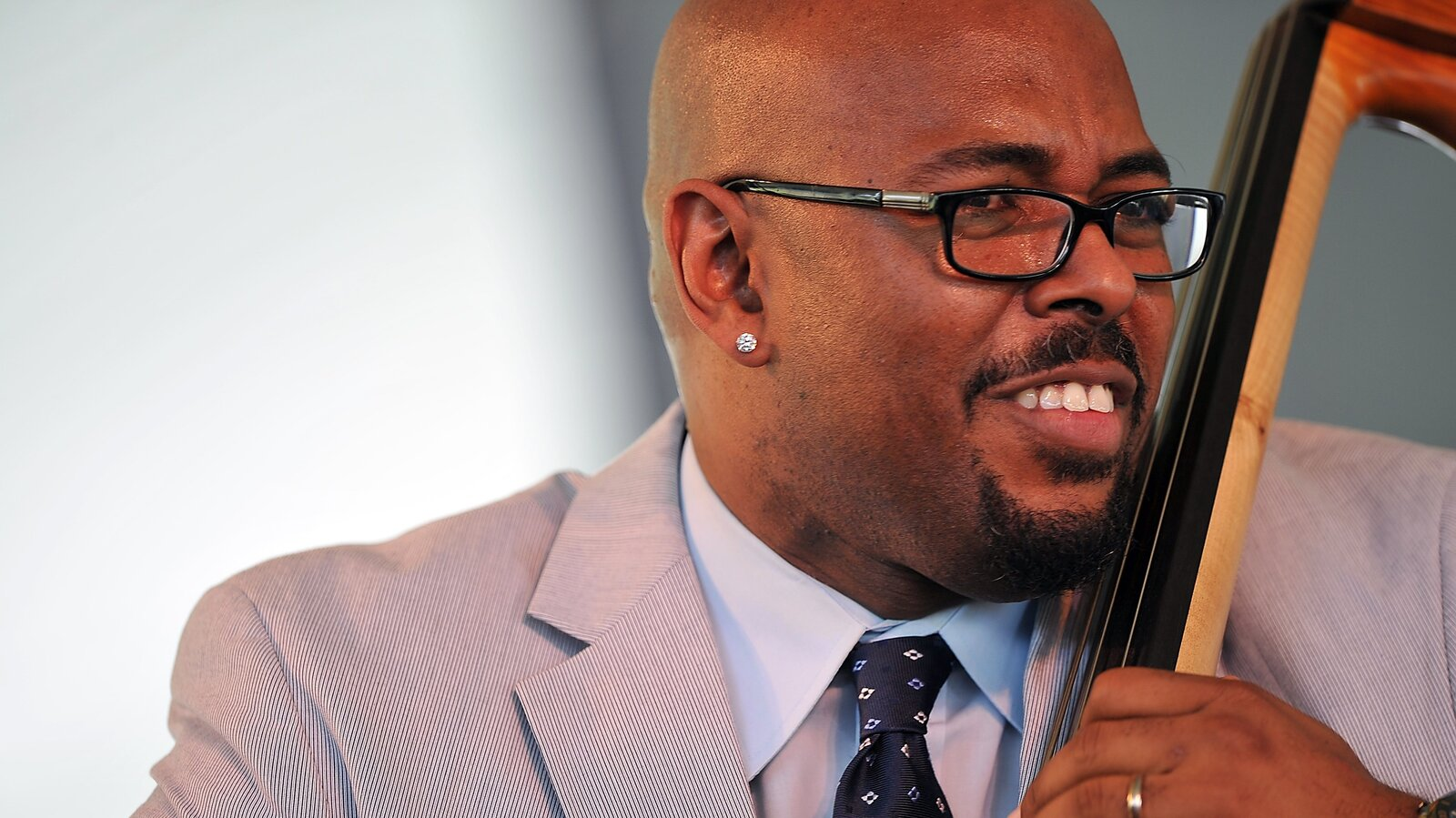Christian McBride | Eva Hambach/AFP/Getty Images | via NPR