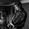 InTechnicolour's Dave Jackson in the studio.