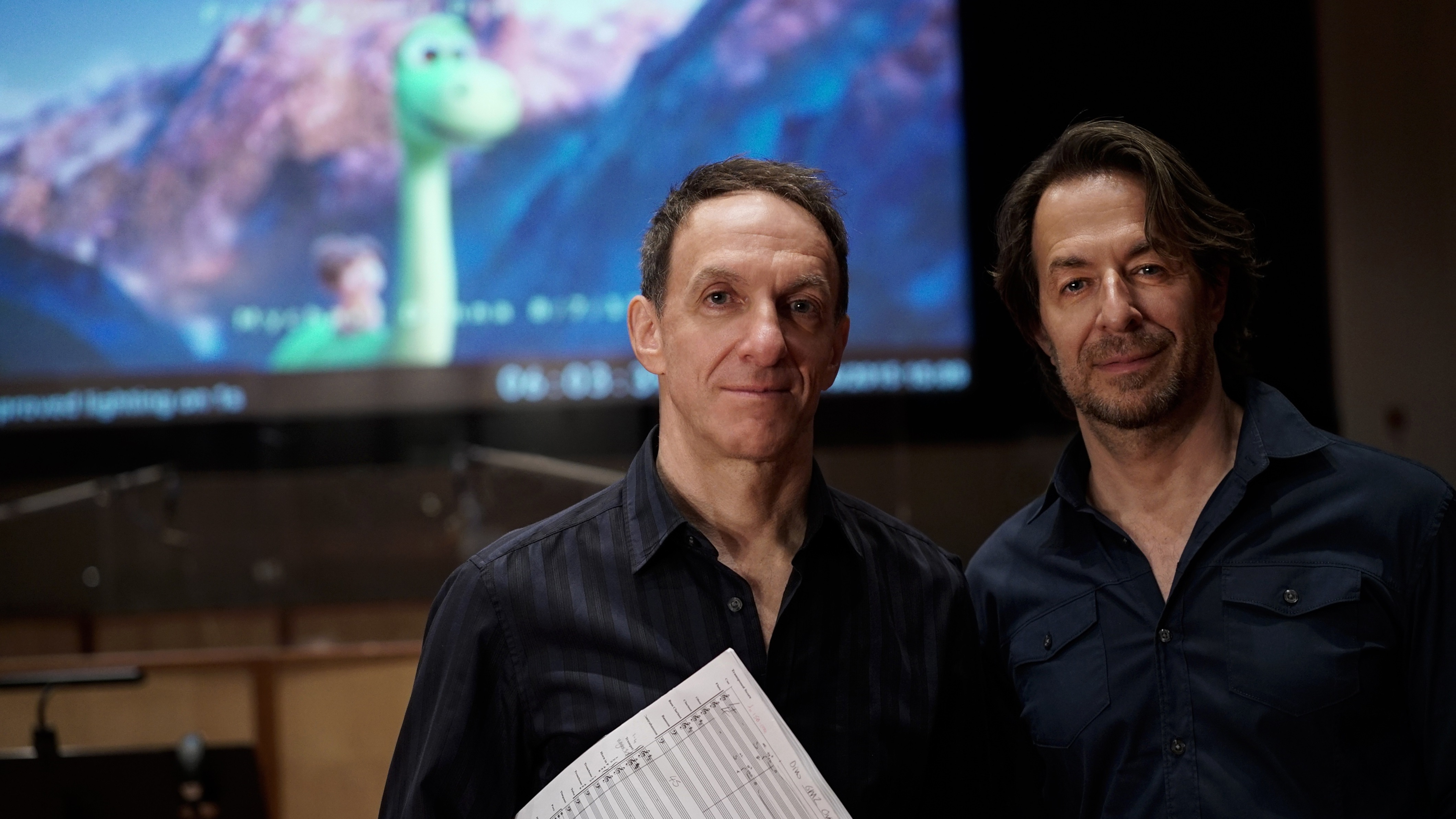 The Good Dino-Score: Behind The Music Of Pixar's Latest