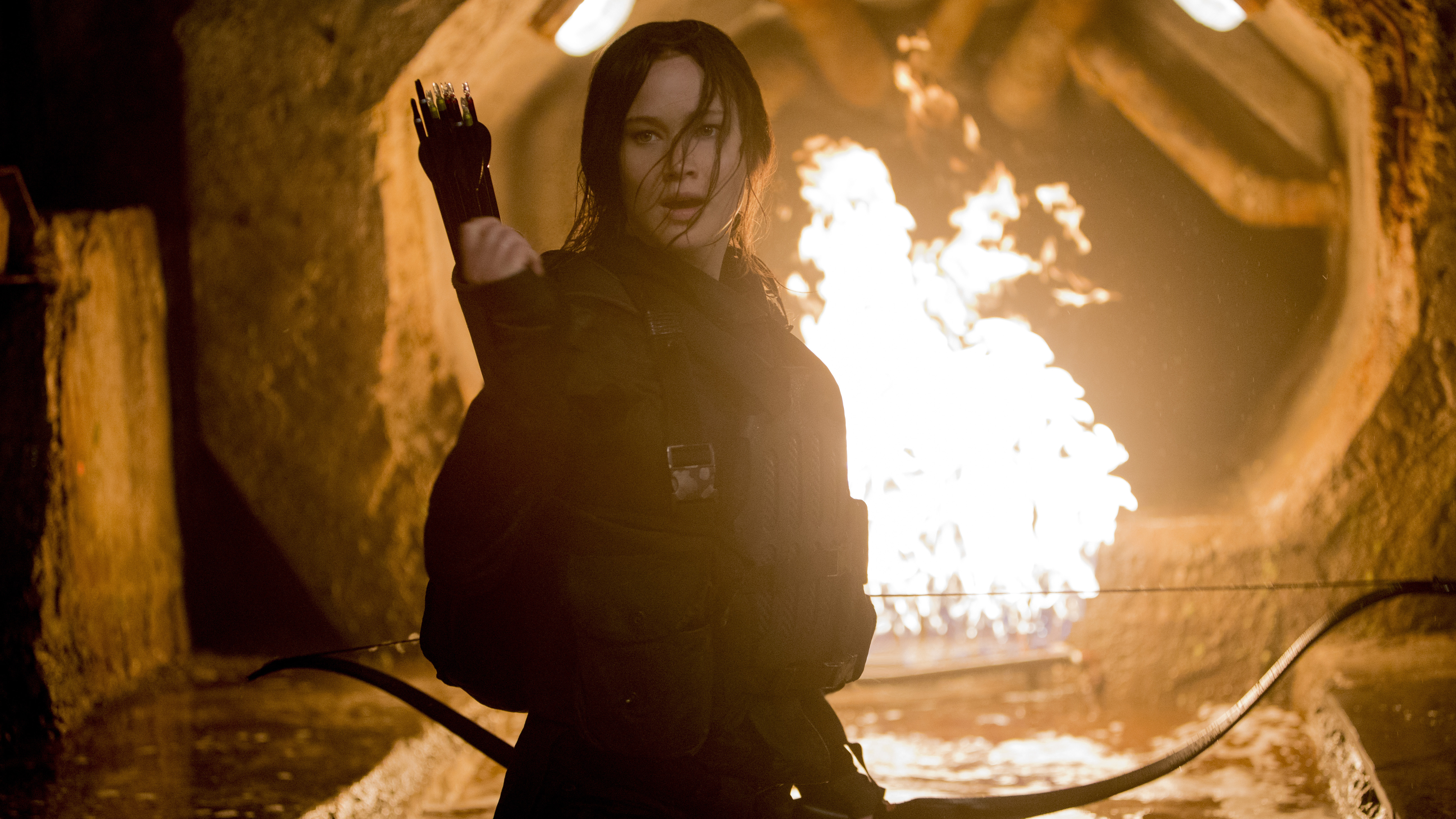 'Mockingjay — Part 2' Sees A Franchise Sputter To A Stop