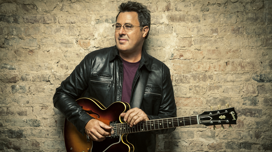 Vince Gill. (Courtesy of the artist)
