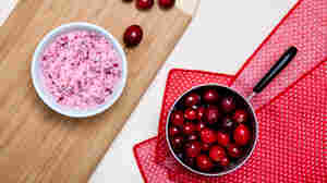 For Expats In Afghanistan, A Cranberry Dish To Relish Far From Home