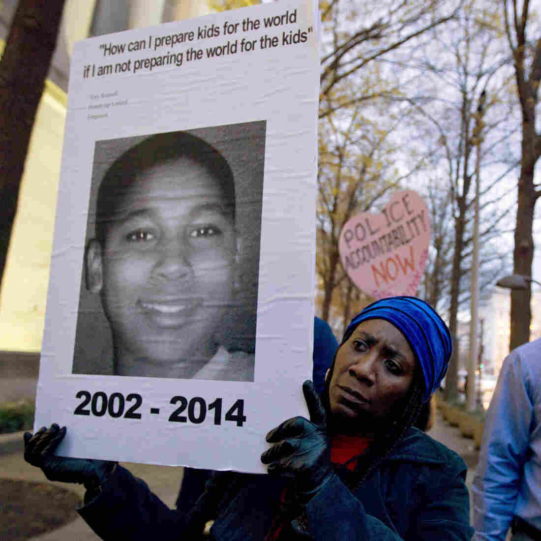 For Family Of Tamir Rice, An Inauspicious Anniversary