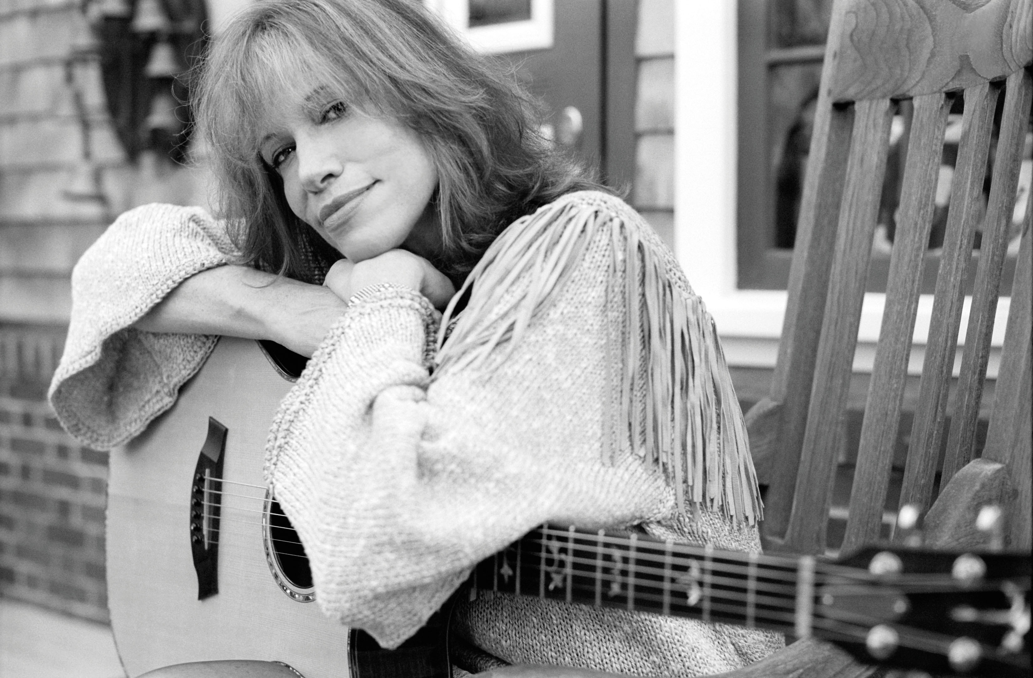 Carly Simon: 'I'm Constantly Reemerging In My Life'