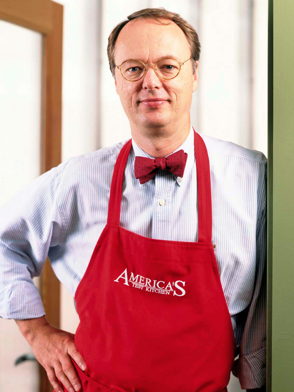 Chris kimball will continue to host 39 america 39 s test Christopher s kitchen