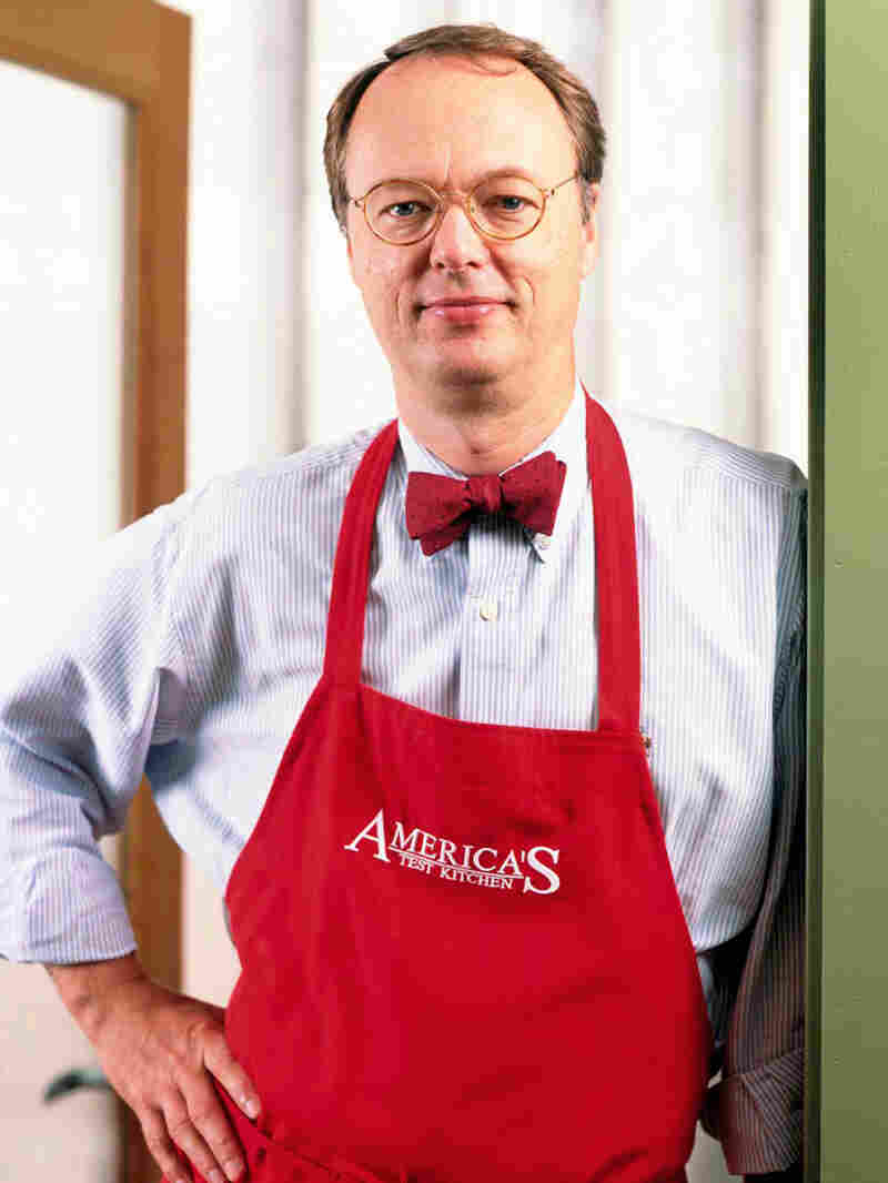 Chris Kimball, the founder and editor of Cook's Illustrated, will be staying on as the host of the America's Test Kitchen radio show, despite a contract dispute that resulted in his leaving the company he co-founded.