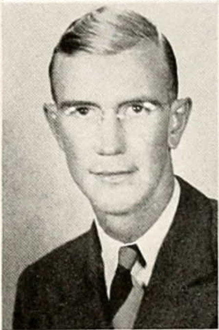 Luther H. Brady, an assistant weather observer from Atlanta, was 27.