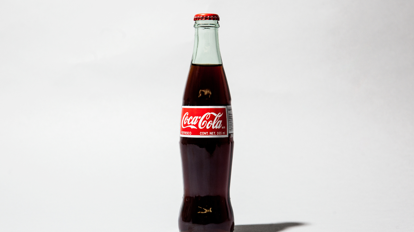 coca cola leadership