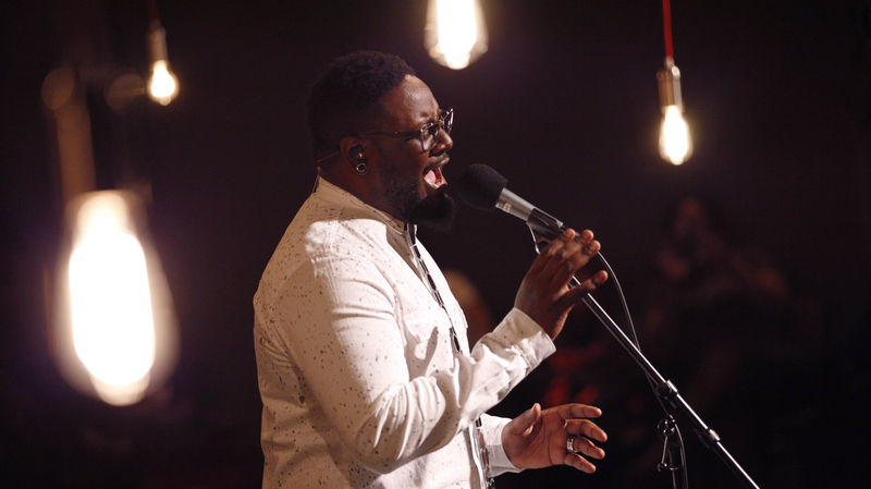 T-Pain performs in NPR's Studio One.