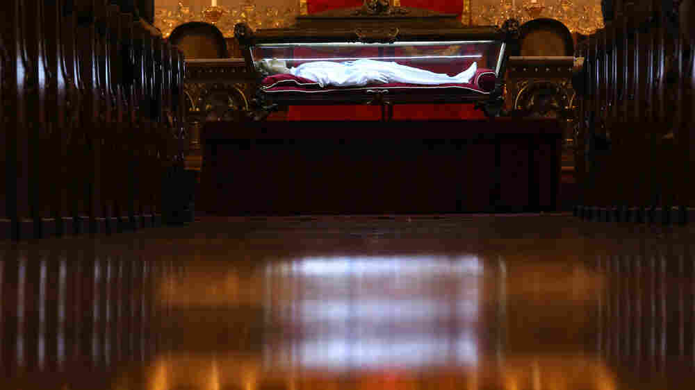 Before The Body Of A Child Saint, A Mother Struggles To Forgive Her Child