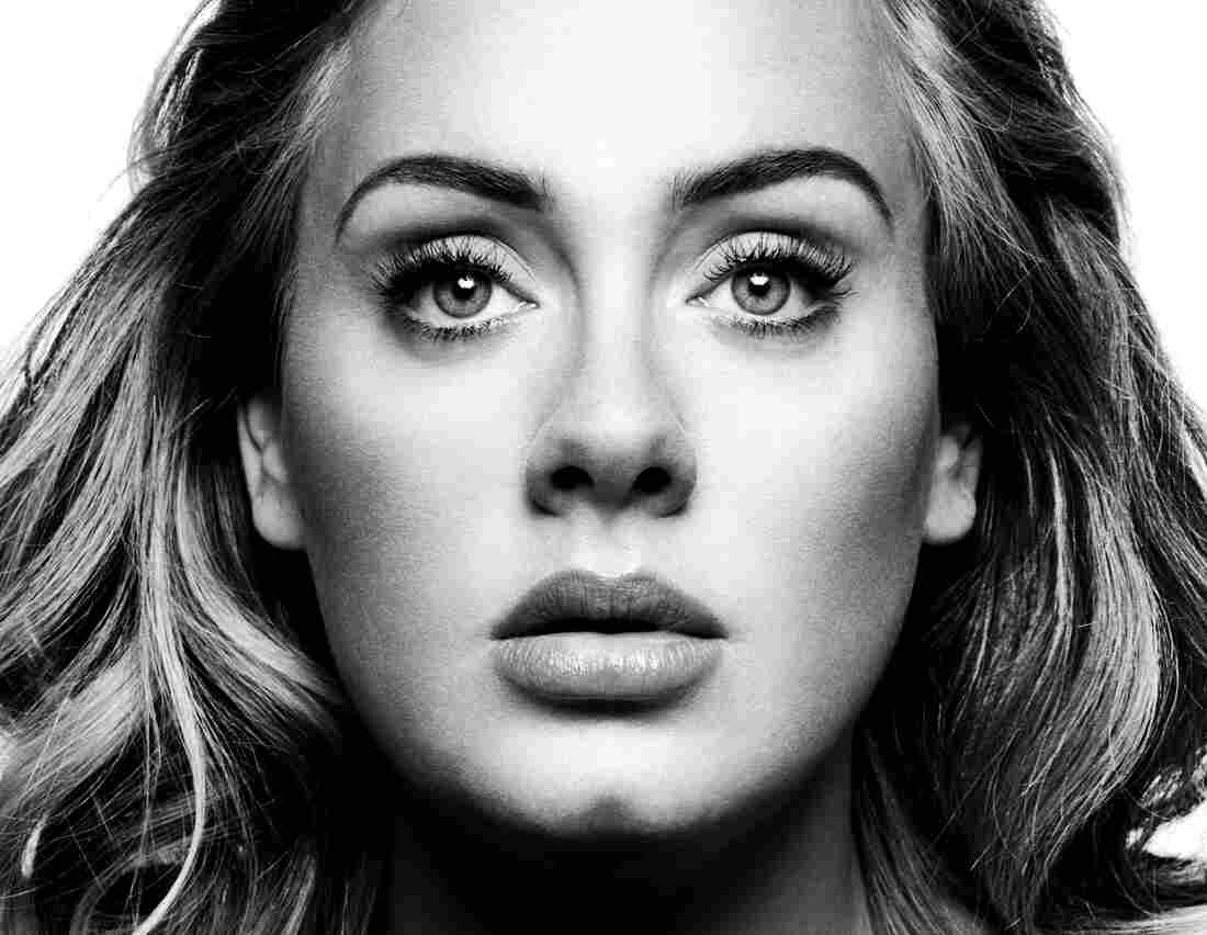 Adele's new album, 25, is available today.