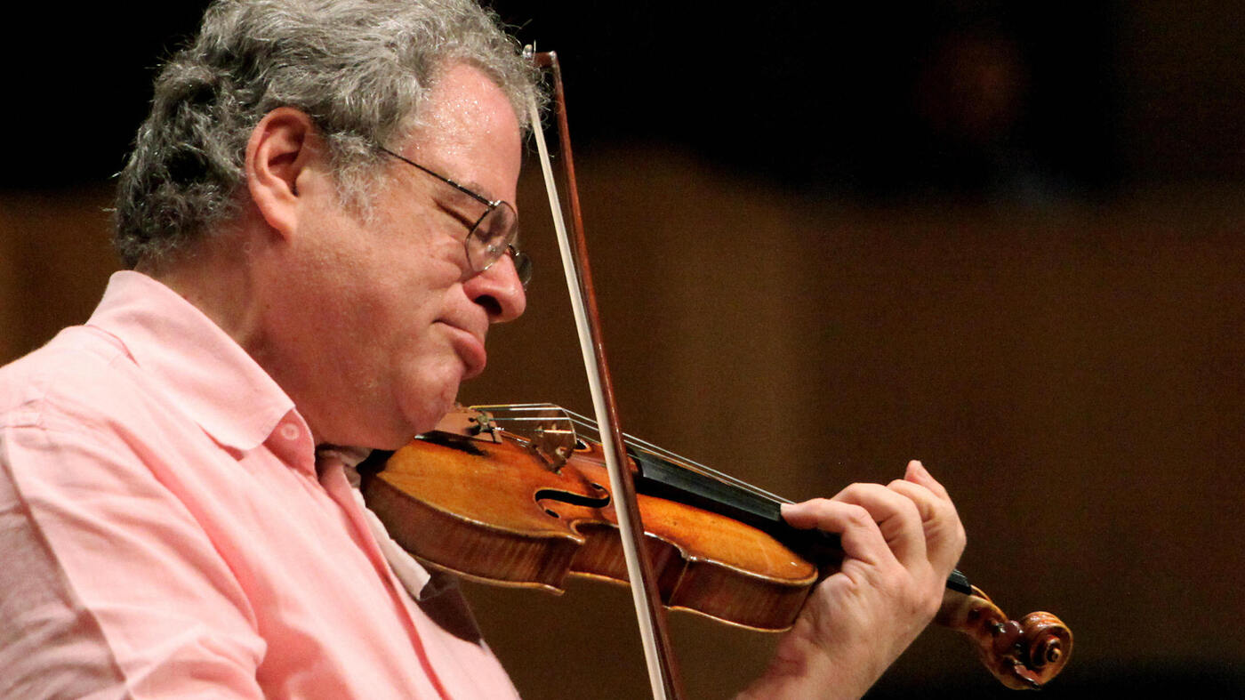 My Goal Is To Not Be Bored By What I Do Itzhak Perlman