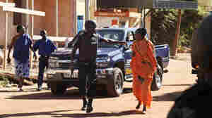PHOTOS: Gunmen Attack A Hotel In Mali