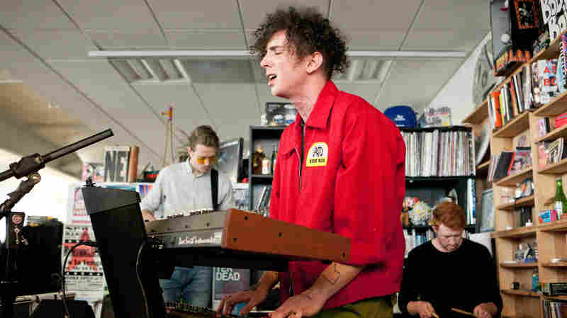 Youth Lagoon: Tiny Desk Concert