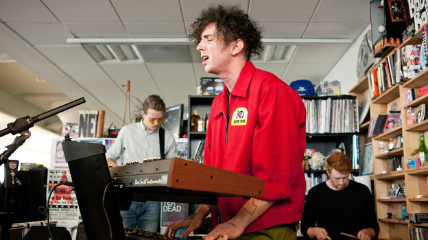 Tiny Desk Concert with Youth Lagoon (NPR)