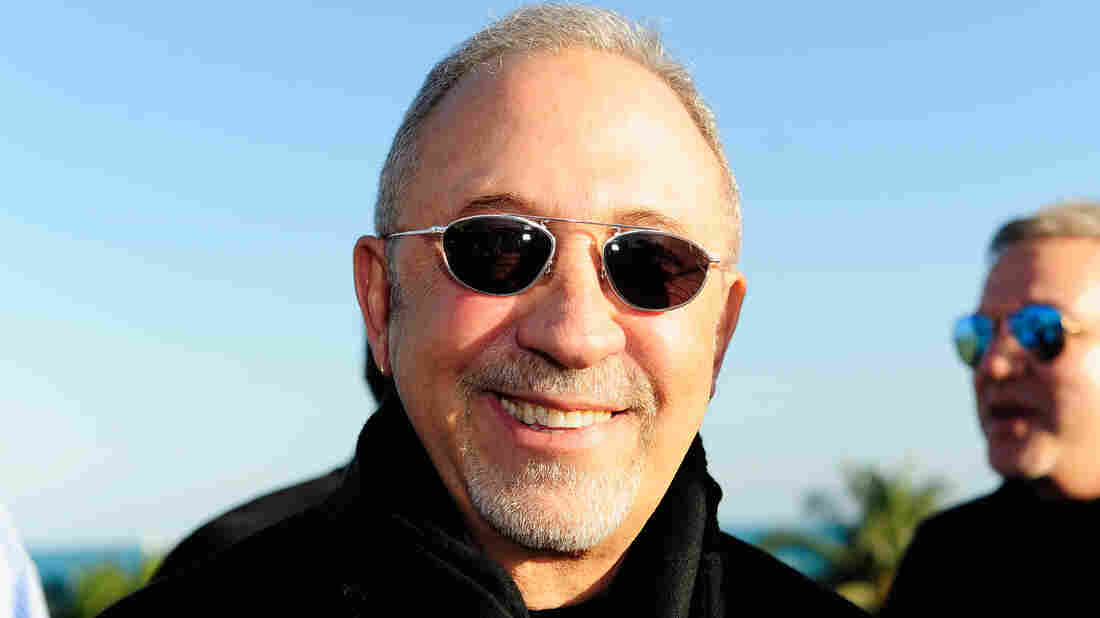 Emilio Estefan, in Miami Beach, Fla., in February.