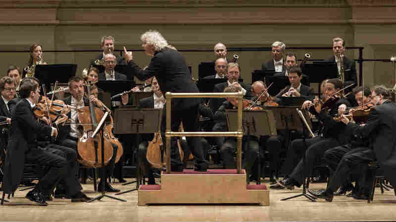 Beethoven Symphonies At Carnegie Hall Via Berlin