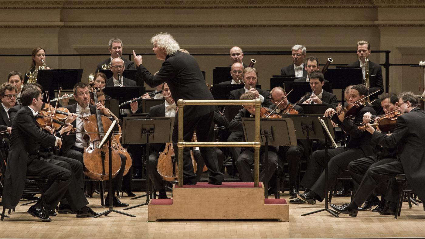 Beethoven Symphonies At Carnegie Hall Via BerlinWQXR radio