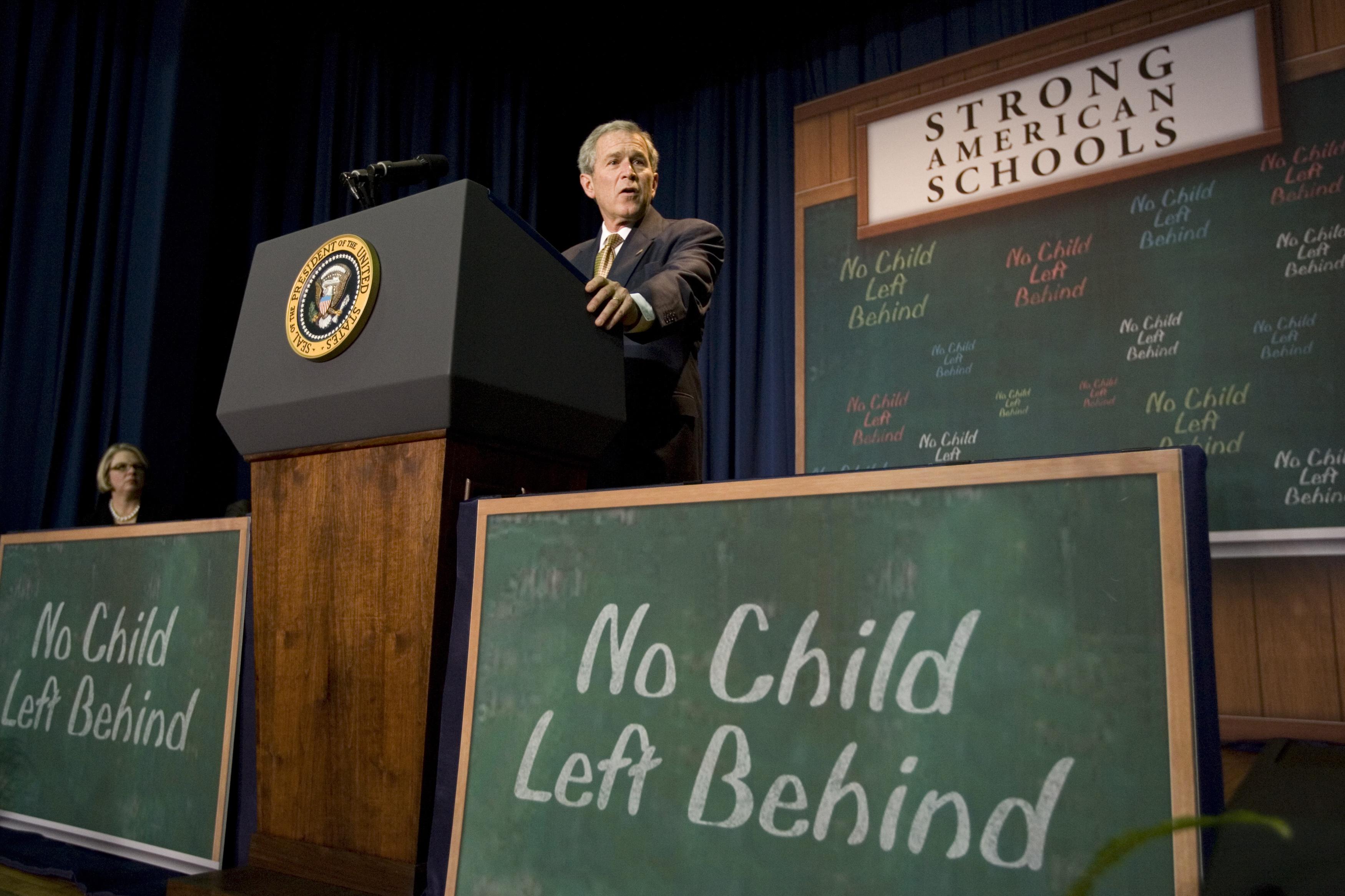 Goodbye, No Child Left Behind