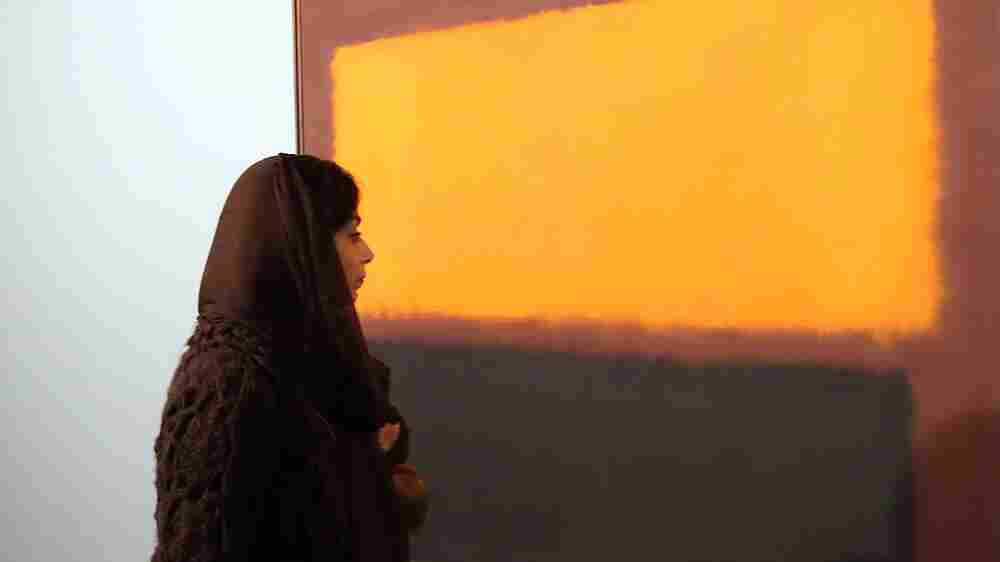 Hidden For Decades, Pollocks, Rothkos And More Go On Display In Iran