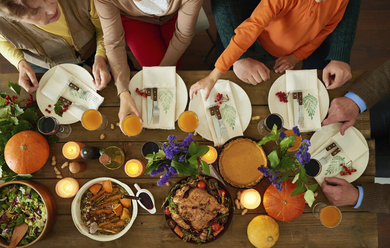"""The holidays are all about generosity, gratitude, and spending time with the people we love. But we all know the whole """"spending time with the people we love"""" part has its challenges. Hidden Brain is here to help. (iStockphotos)"""
