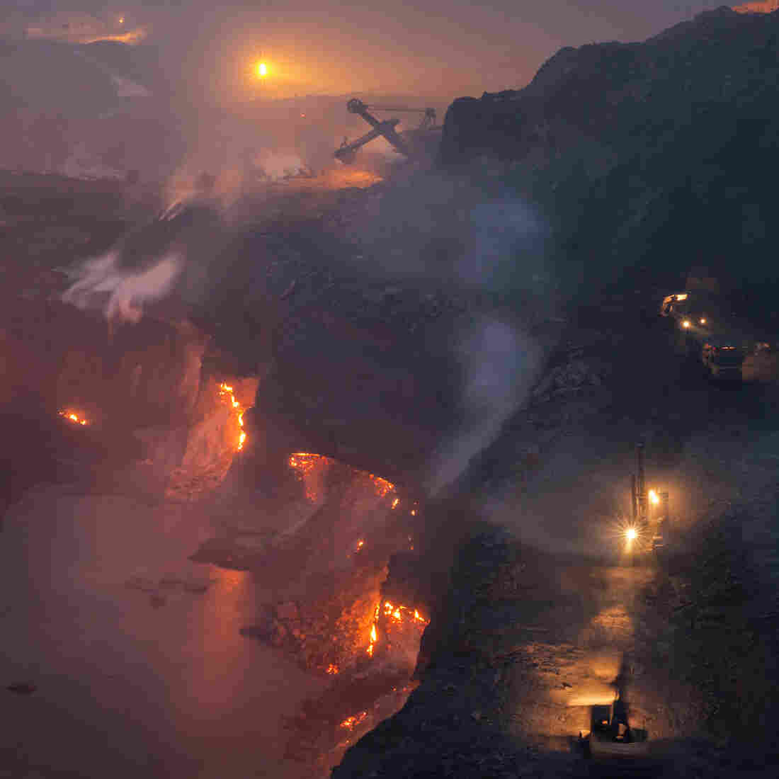 India's Quandary: Climate Change And Coal