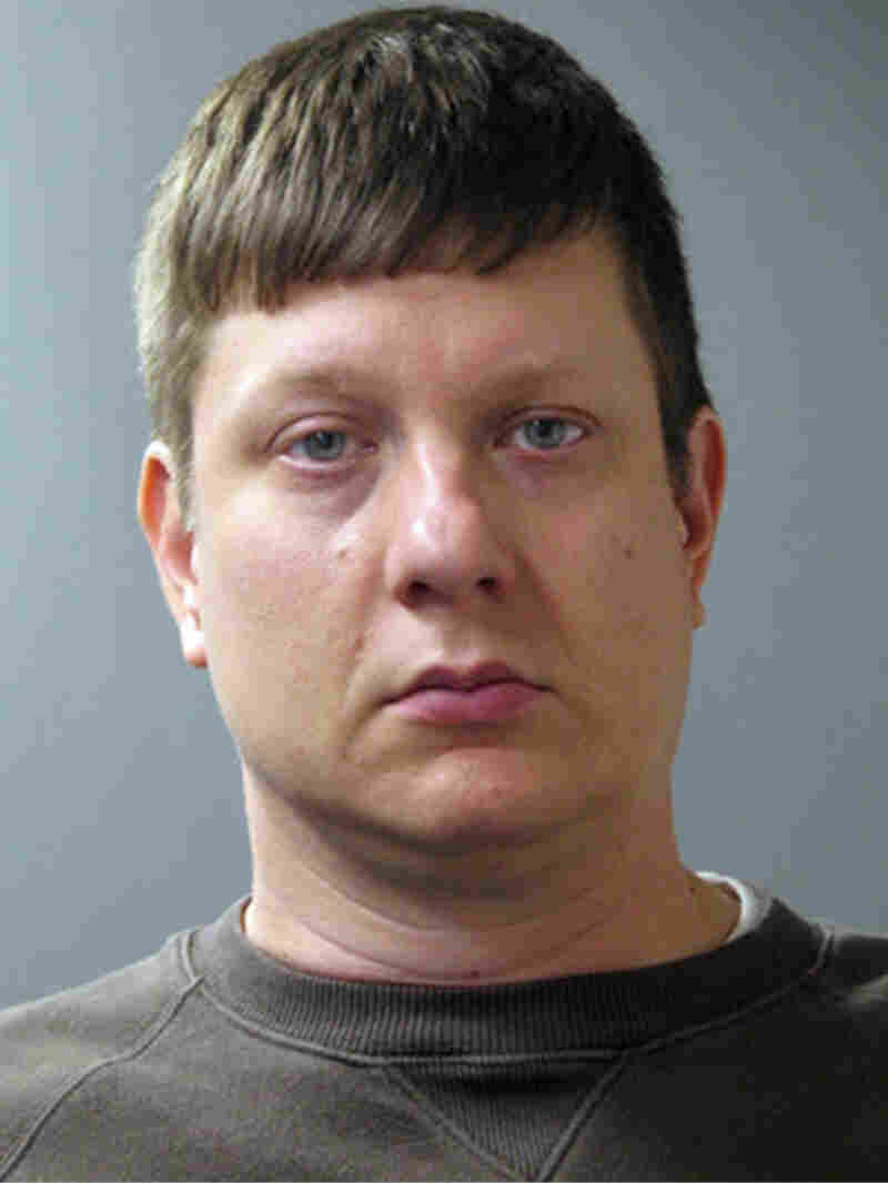 Chicago police Officer Jason Van Dyke, who was charged Tuesday with first-degree murder in the killing of 17-year-old Laquan McDonald.