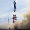 El cohete utilizado es un nuevo avance para el plan espacial de Blue Origin