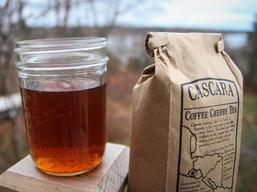 Cascara 'Tea': A Tasty Infusion Made From Coffee Waste
