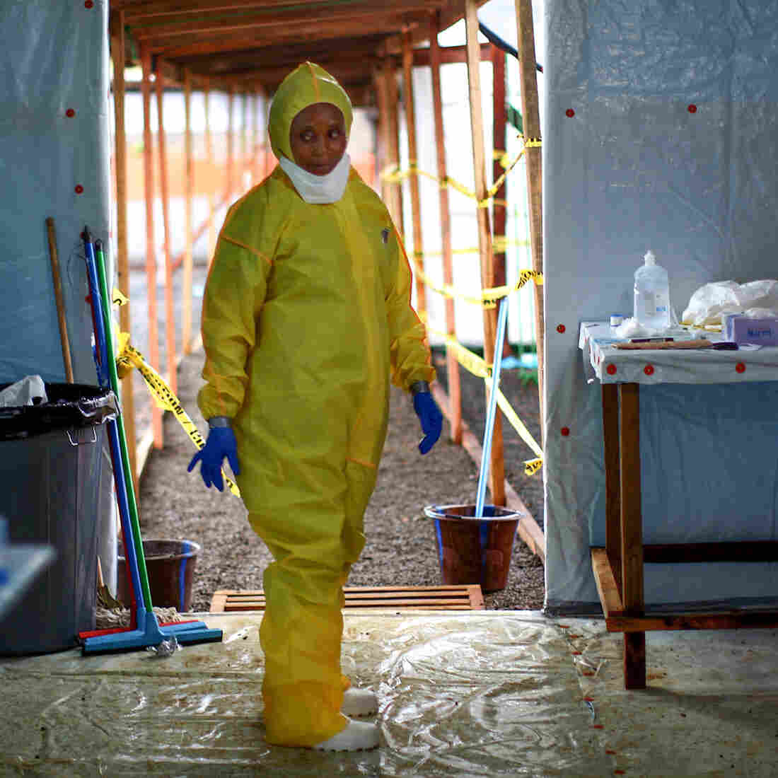 Puzzling Ebola Death Shows How Little We Know About The Virus