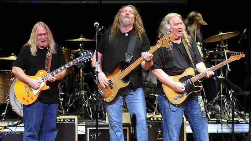 The Kentucky Headhunters On Mountain Stage