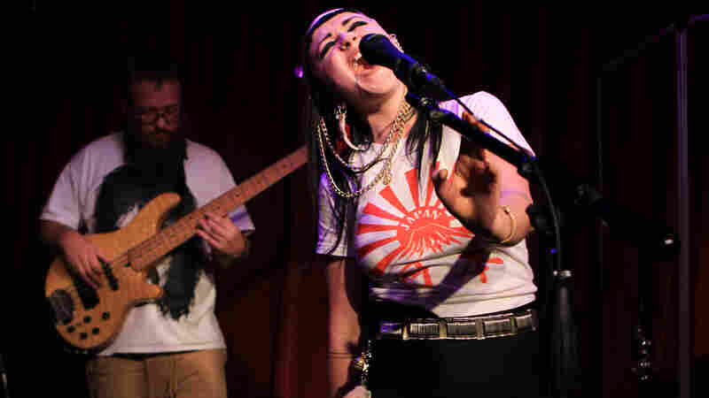 Hiatus Kaiyote performs live on KCRW.