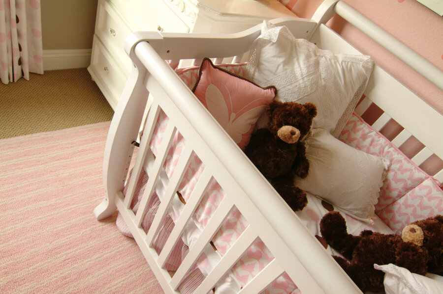 To Reduce Infant Deaths Doctors Call For A Ban Of Crib Bumpers