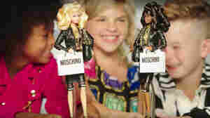 "Mattel's Michelle Chidoni says there wasn't any trepidation over casting a boy in a recent Barbie ad. ""Barbie is a brand that's all about imagination and storytelling, whether you're a boy or a girl,"" she says."