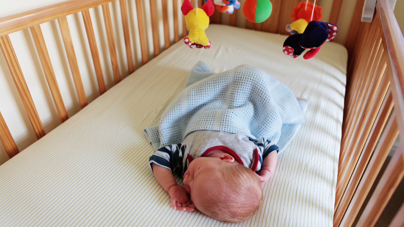 Study Shows Increase In Babies Deaths Due To Crib Bumpers Shots