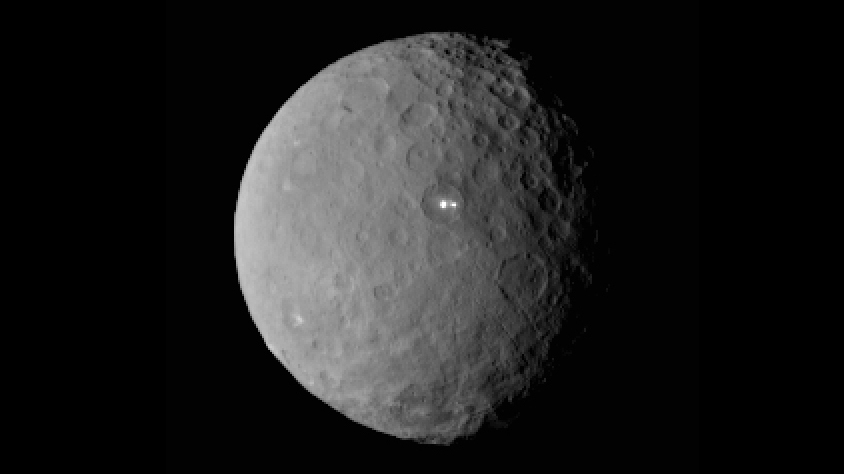 NASA Probe Prepares For Its Final Pass Around Ceres