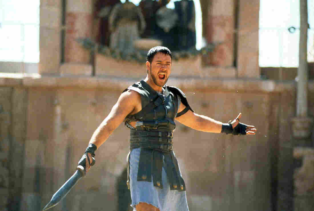 In Gladiator (2000), Russell Crowe plays a Roman general who is forced to fight in gladiatorial contests. Historian Mary Beard says the real competitions were probably not as brutal as the film would have us believe.