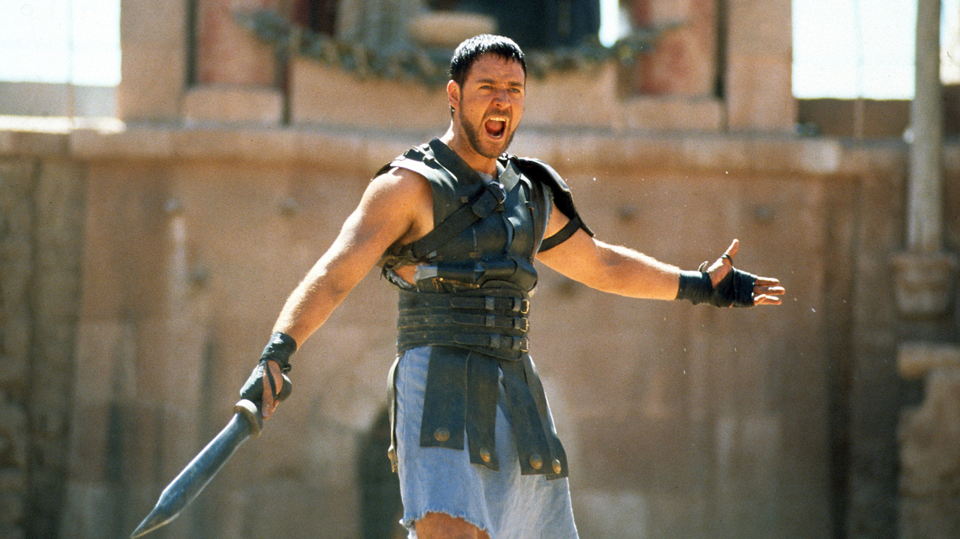 From Gladiator Duels To Caesars Last Words The Myths Of